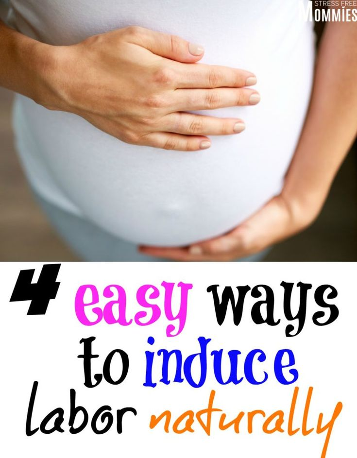 how to prepare for labor induction uk