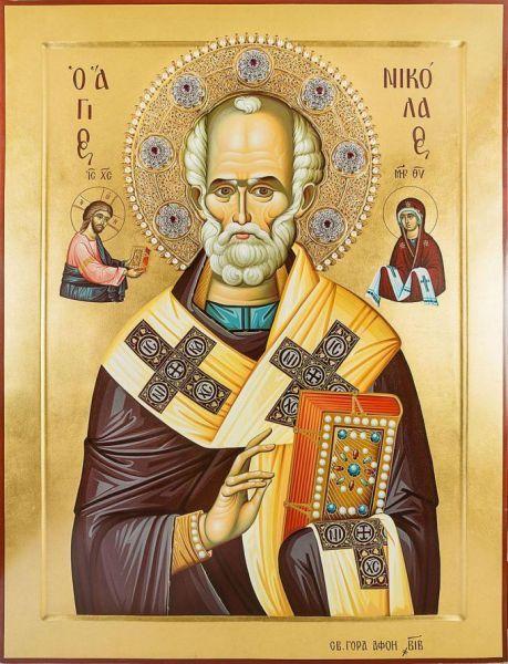 Πνευματικοί Λόγοι: Του εμφανίστηκε ο Άγιος Νικόλαος και του είπε: «Δε...