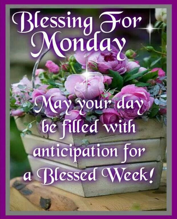 monday blessings quotes quotesgram