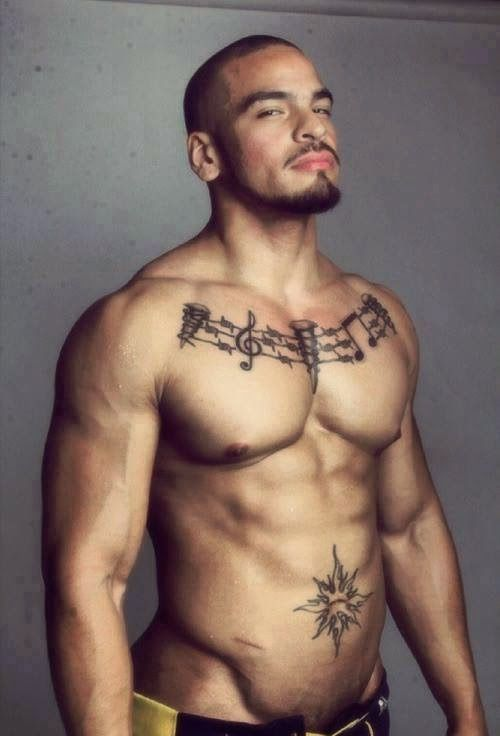66 best images about man 39 s world macho on pinterest for Tattoos for gay men