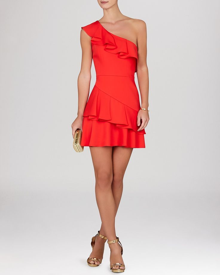 Number 6 red dress quote