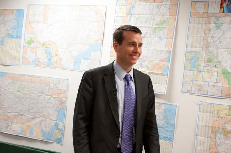 Former Obama Campaign Manager David Plouffe Joins Uber