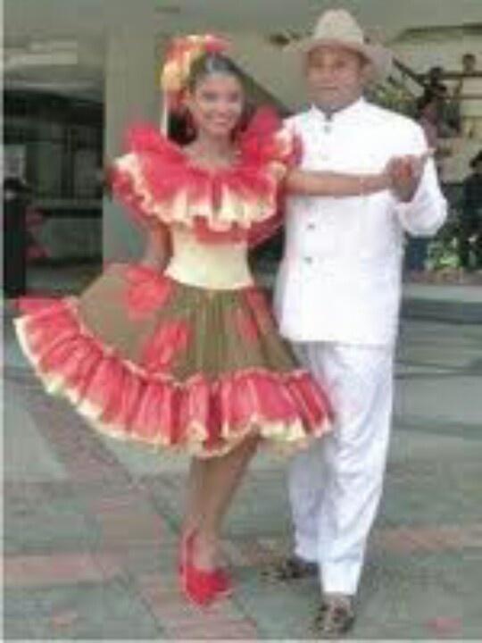 Traje tipico venezolano