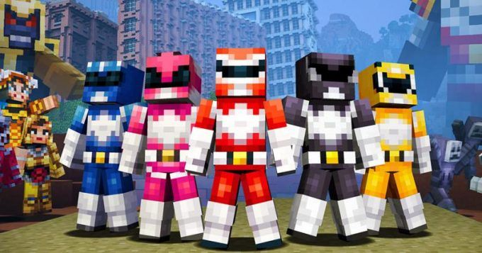 Minecraft gets some Mighty Power Rangers skins Minecraft isnt exactly one to directly endorse some other commercial franchise but if it didnt do this someone would have done it anyway. It probably doesnt hurt that there are a few Power Rangers fans inside the now Microsoft-owned Mojang. So lo and behold as of update 1.0.5 Minecraft players on consoles mobile and Windows 10 will be getting a  Continue reading #pokemon #pokemongo #nintendo #niantic #lol #gaming #fun #diy