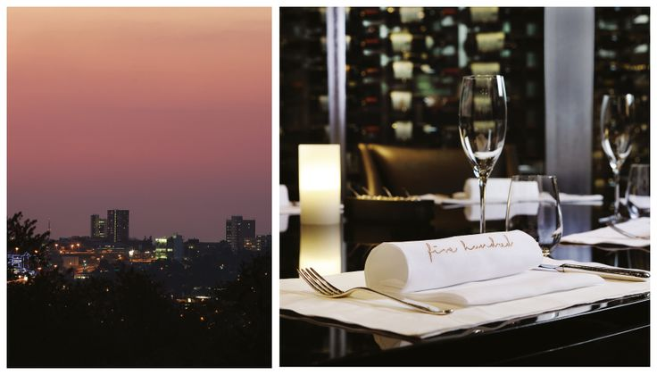 Award-winning #chef David Higgs opened the Saxon Boutique hotel's signature Five Hundred restaurant. The Saxon is set close to Sandton City, #Johannesburg's undisputed shopping & entertainment paradise.  #GourmetAfrica #Africa #SouthAfrica #Johannesburg #Travel #Cuisine #Foodie #Hotel