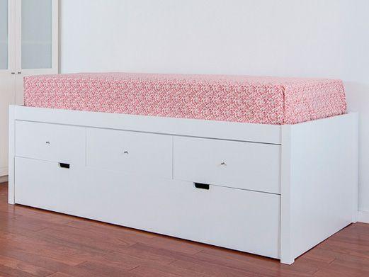 M s de 25 ideas incre bles sobre camas nido en pinterest for Cama nido color haya