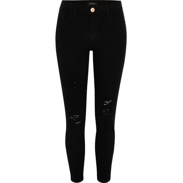 1000  ideas about Black Skinny Jeans Women on Pinterest | Black ...