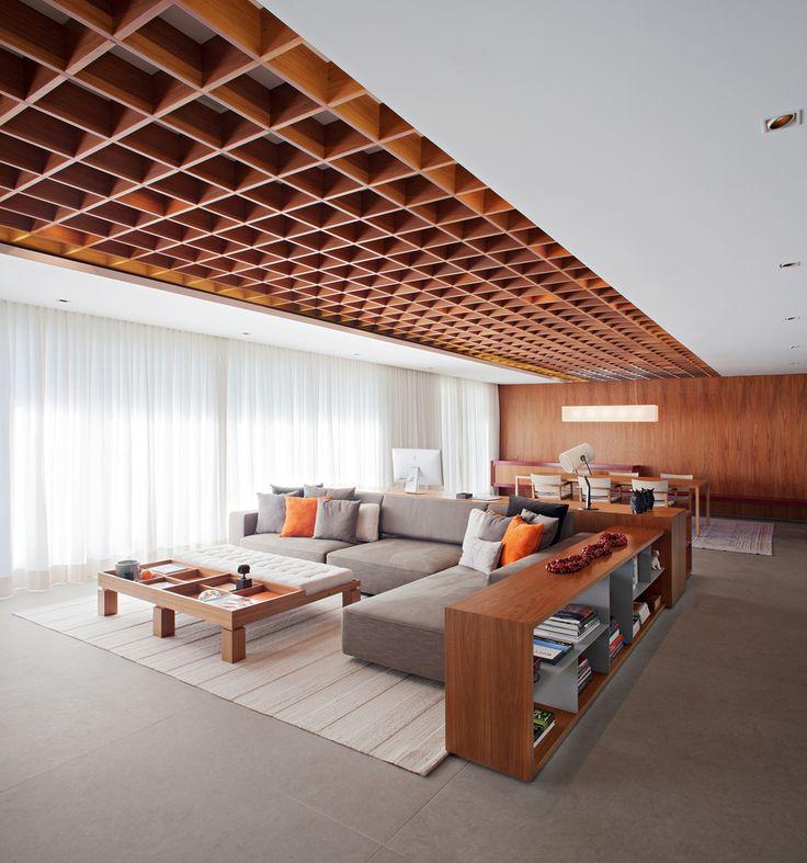 Gallery of Jardim Europa Apartment / Perkins+Will - 19