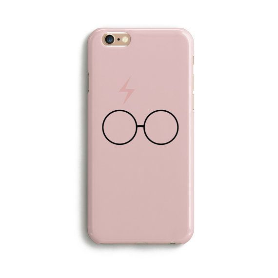 Harry Potter rosa Narbe und Brille iPhone Fall – n…