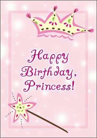 For princess.