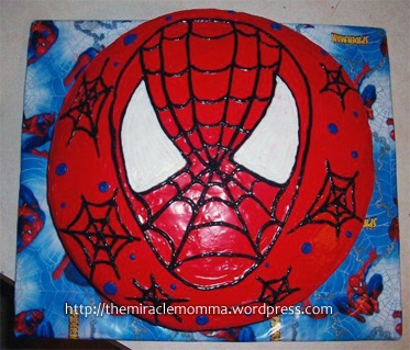 Spiderman Cake by Cakes by Nessa: Cakes 3, Kids Cakes, Beautiful Cakes, Spiderman Cakes, Birthday Cakes