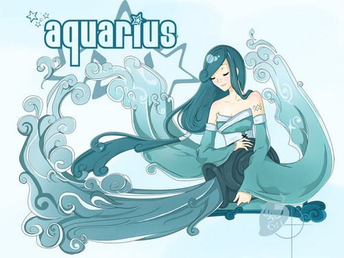 how to tell if an aquarius woman likes you
