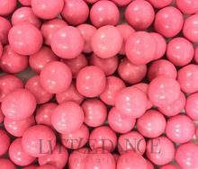 500 gram bags of Pink chocolate drops – Strawberry flavor for kids birthday parties, weddings, lolly tables. For sale online in Australia – Australian website.