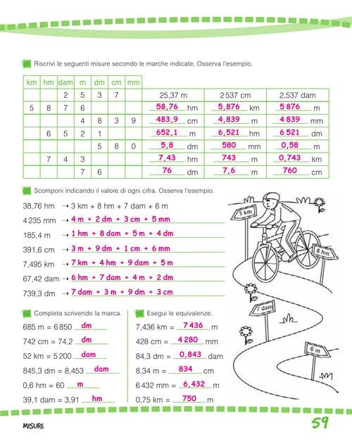 matematica scuola primaria