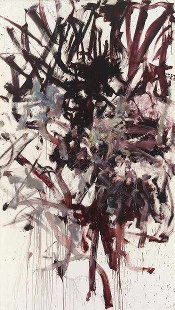 Joan Mitchell - Red Tree