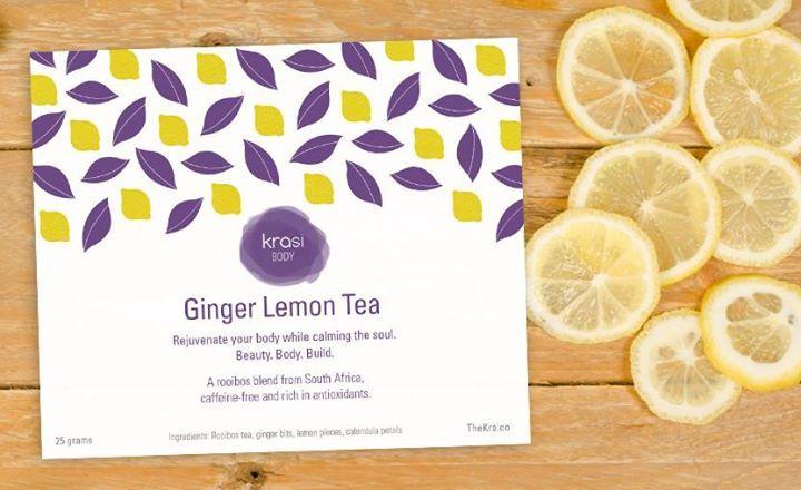 Tea Packaging for Kra Co.