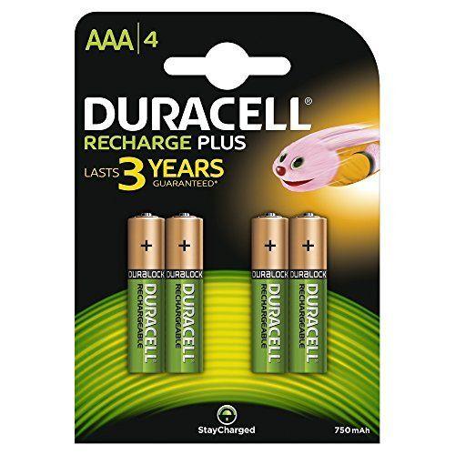 Duracell – Pile… http://123promos.fr/boutique/bricolage/electricite/prises-electriques/high-tech/duracell-pile-rechargeable-aaa-x-4-lr03/