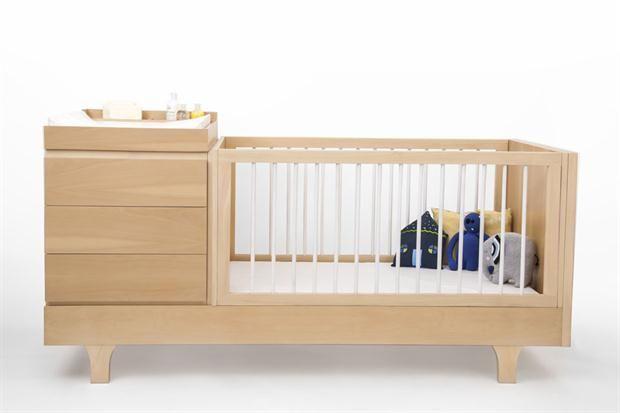 El diseño de Booh, para seguirle los pasos a los nenes.