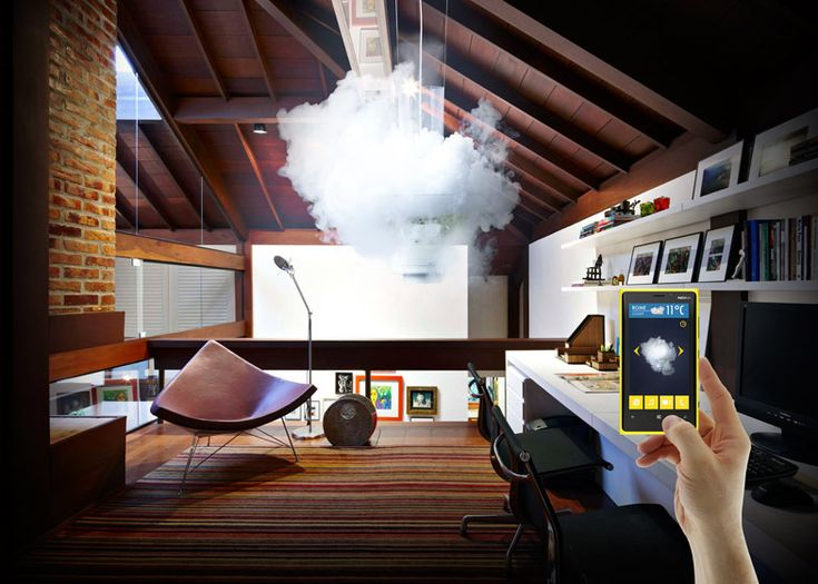 Nebula 12 indoor cloud by Micasa LAB