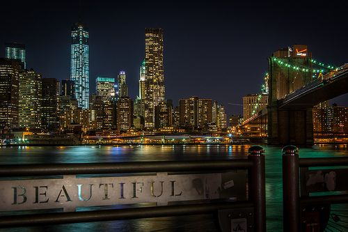 Beautiful New York City