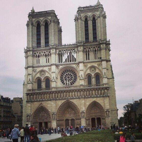 Notre Dame, Paris France.