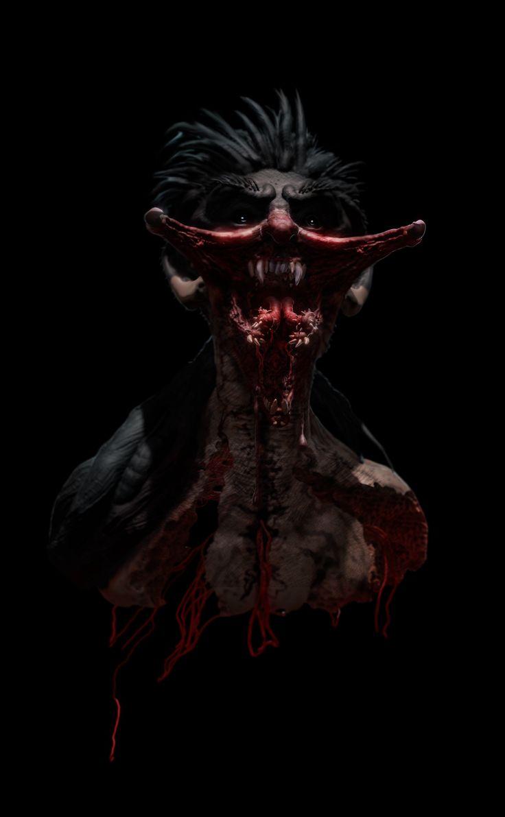 Vampire - VR | Southern GFX #oculus #rift #medium #3D #sculpting #vr #virtual #reality #oculus #oculusrift #oculusvr #vr #medium #oculusquill #quill #oculustouch #oculusdrawing #drawing #sculpting #innovation #virtualrealityworld #creative #creativeflow #tutorials #learning #guide #tutorial