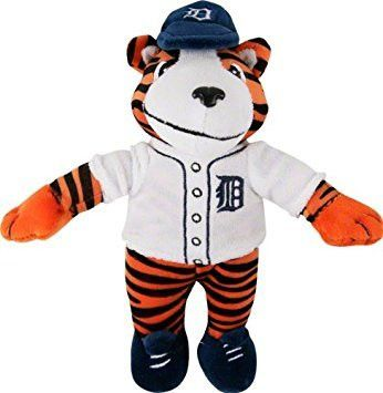 MLB Detroit Tigers 8' Mascot Paws Plush