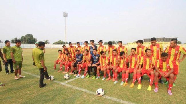 PON 2016, Kalimantan Selatan jawara Grup B