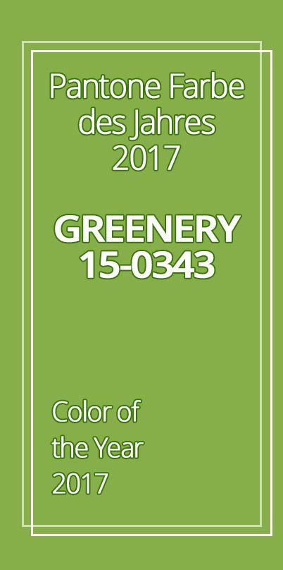 Farbe Pantone 70 best pantone farbe 2017 greenery images on colors
