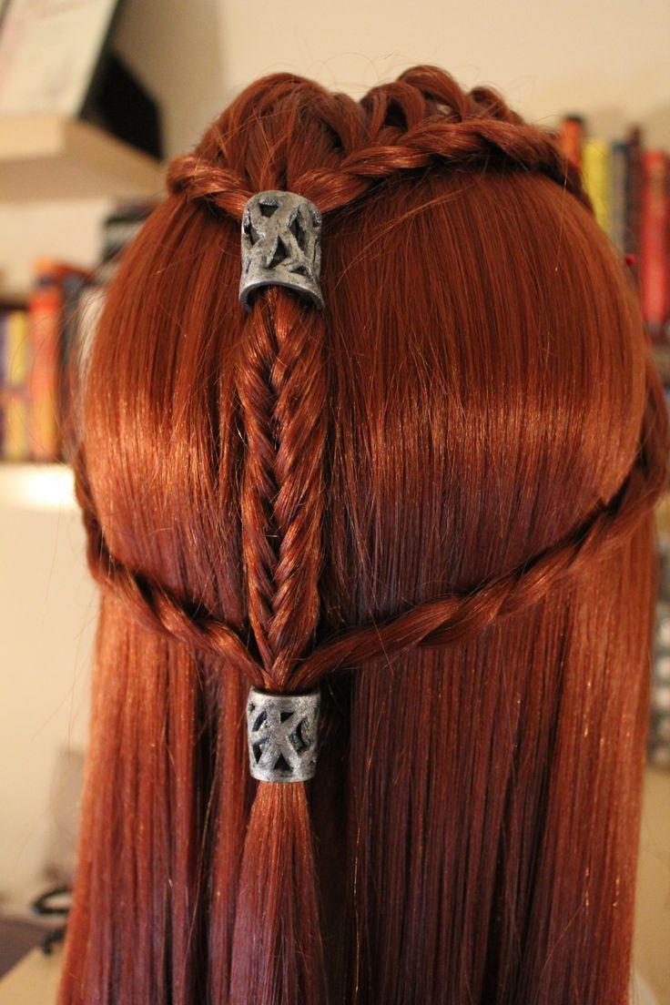 hair beads ideas