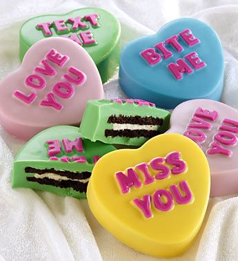 OREOS!: Dipped Oreos, Valentines, Heart Dipped, Food, Love Notes, Note Conversation, Oreo Cookies, Valentine S