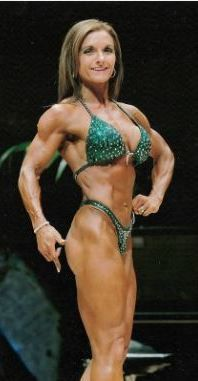 Figure competition diet