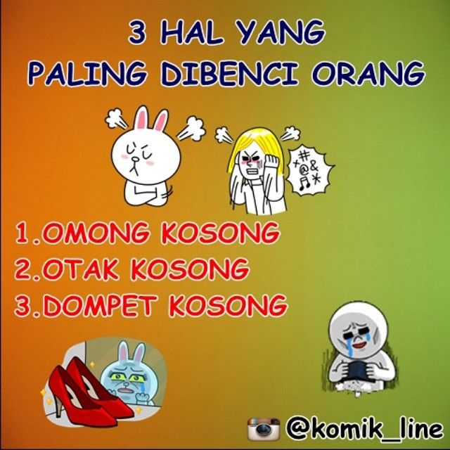 "@komik_line's photo: ""Ya gak sis,bro ? #komik_line #semangatpagi"""