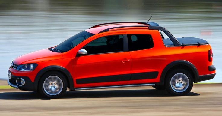BmotorWeb: Nova Volkswagen Saveiro Cabine Dupla (Tabela de pr...