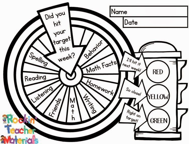 Rockin' Teacher Materials: Do You Do Data Binders? See How I Do & Freebie!