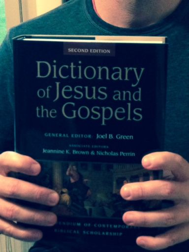 Dictionary of Jesus and the Gospels preview by Tim Gombis