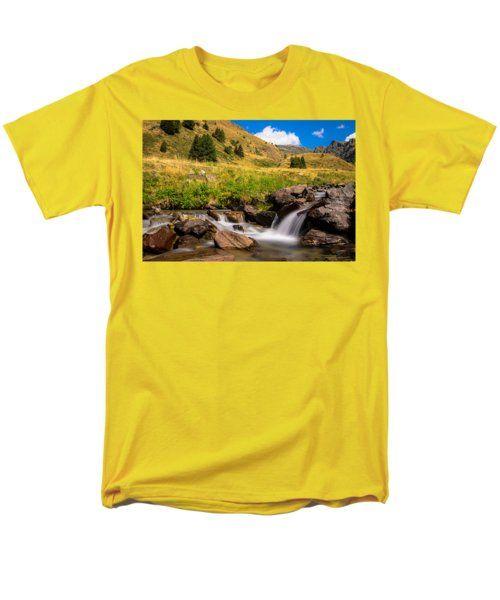 Valle Di Viso - Ponte Di Legno T-Shirt by Cesare Bargiggia