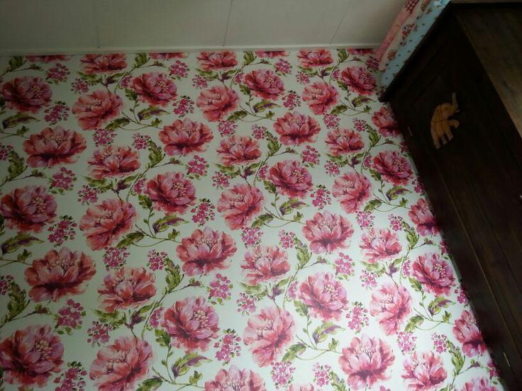 Flower wallpaper (hornbach, 17.95)