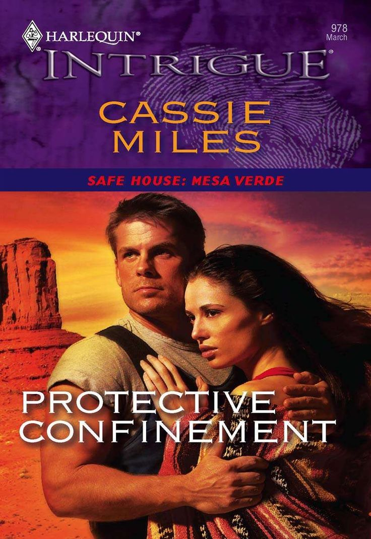 Protective Confinement: Cassie Miles: 9780373692453: Amazon.com: Books