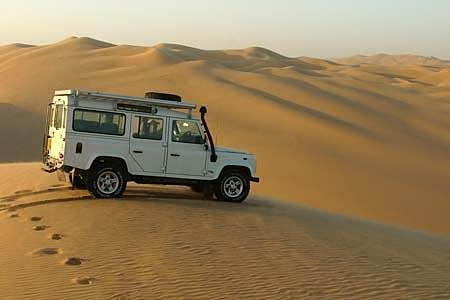 Namibia 4x4 Trails - Tents and Tracks  http://www.afrizim.com/Places/Namibia/Self-Drive-Tours/Tents-Tracks.asp