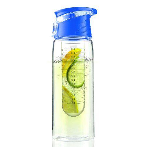 Asobu Tritan Flavor it Water Bottle, Lime:Amazon:Kitchen  Dining