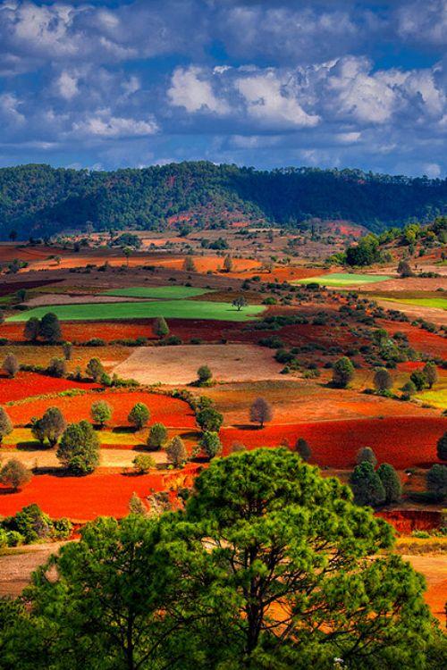expressions-of-nature:      Shan, Myanmar (Burma) | Yury Birukov