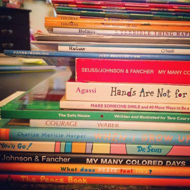 Children's Story Books for Trauma Informed Work & Art Making | creativity in motion