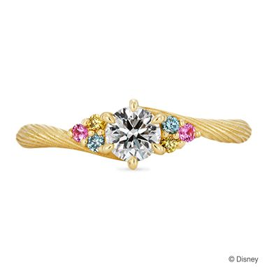 Rapunzel  Side Stone  Movie  Tangled   Rapunzel The 25  best ideas about     on Pinterest      . Tangled Wedding Ring. Home Design Ideas