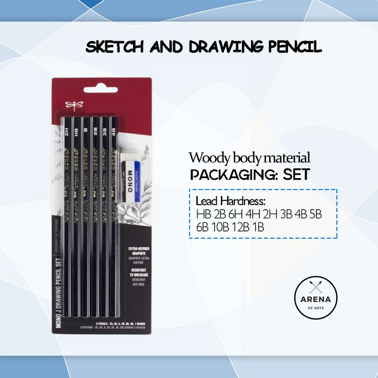 Sketch And Drawing Pencil. #artboard #artbrushes
