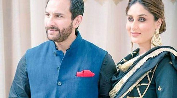 Kareena & Saif ali Khan reveal their baby name, It's not Safeena