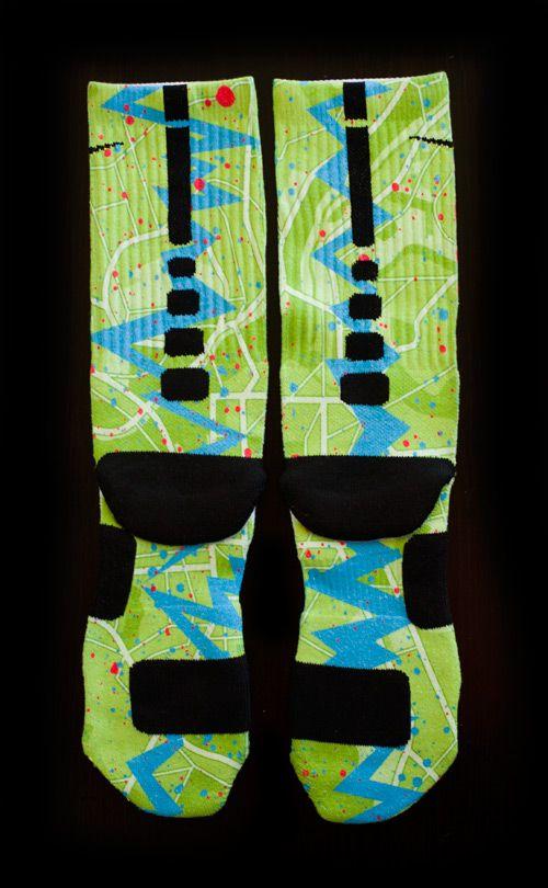 kd 6 christmas socks for girls