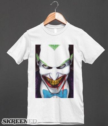 evil smile 20% Off Sitewide — Only 'Til Midnight, PDT (3 AM EDT) the Joker