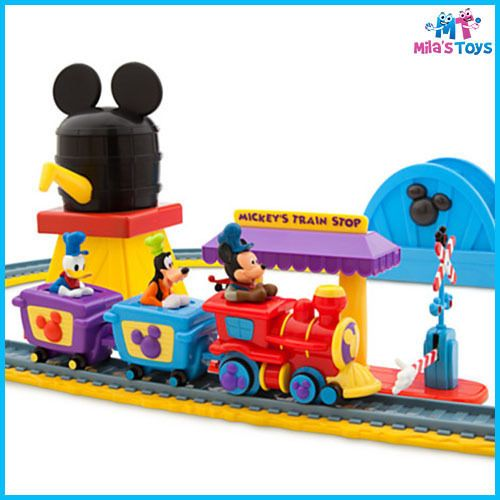 Disney Mickey Mouse Clubhouse Train Track Set brand new in box