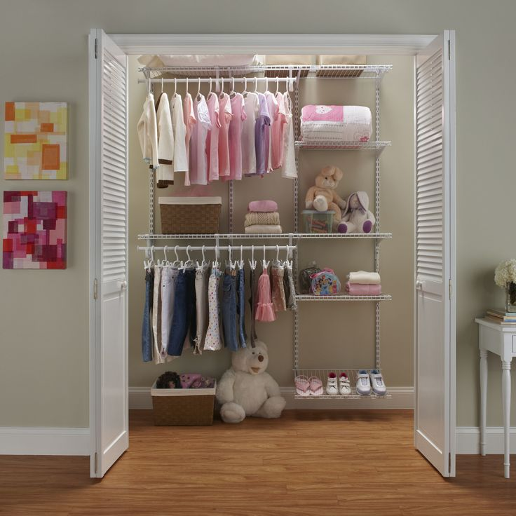 engaging closetmaid shelftrack closet organizer kit with shoe ...